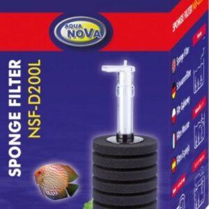 sponge filter 200l